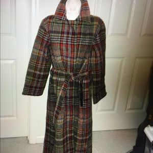 Missoni trench design coat  size 40